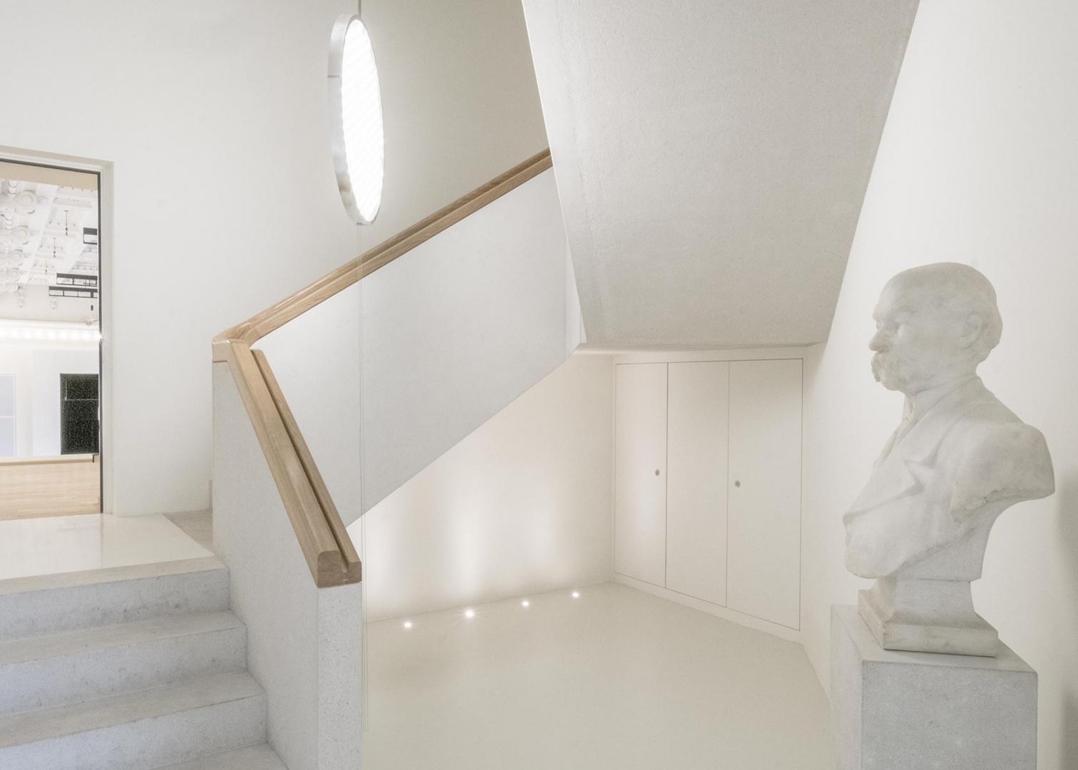 Neue Treppe © architecum, Montreux