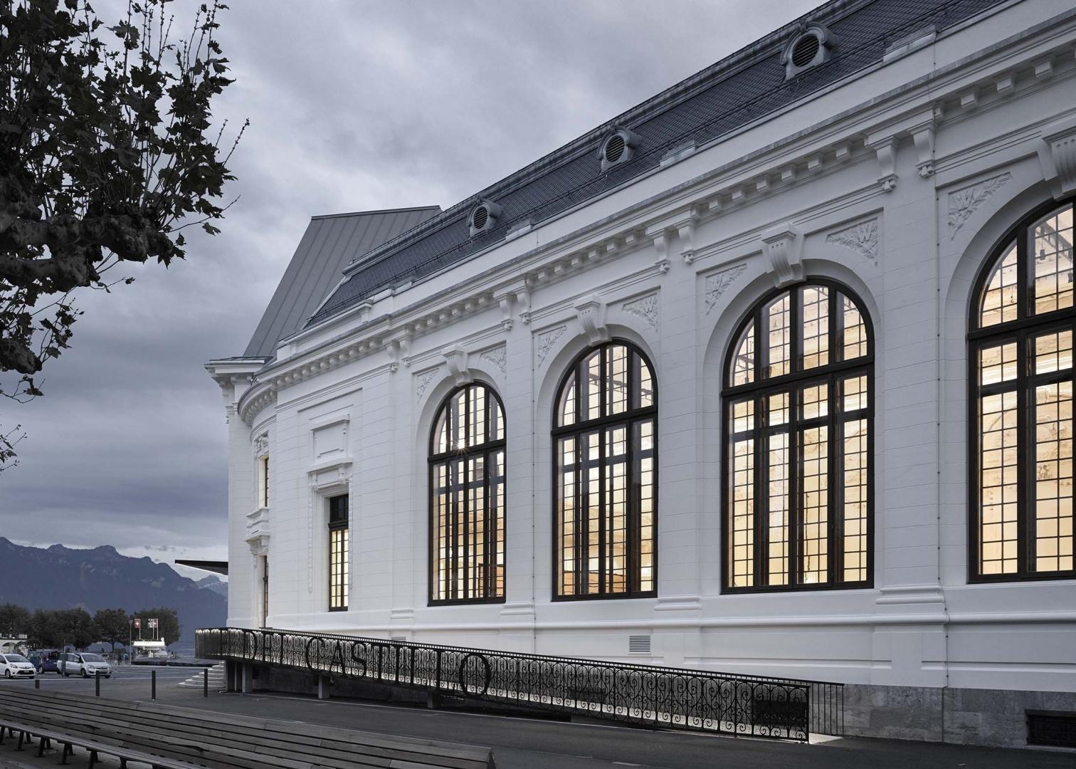 Aussenansicht Rue Louis-Meyer © Thomas Telley, Fribourg