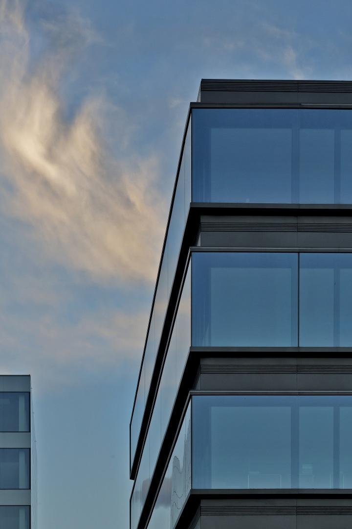 Detail Fassaden © RENÉ DÜRR ARCHITEKTURFOTOGRAFIE, SCHWANDENHOLZSTRASSE 228, 8046 ZÜRICH