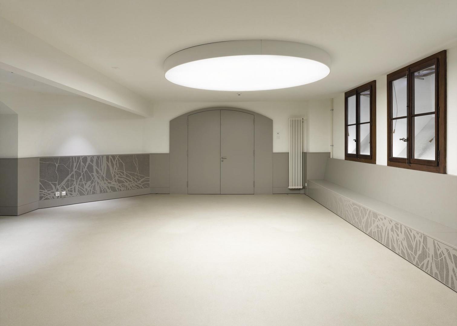 Auditorium Ernest Ansermet © Alexander Gempeler, Bern