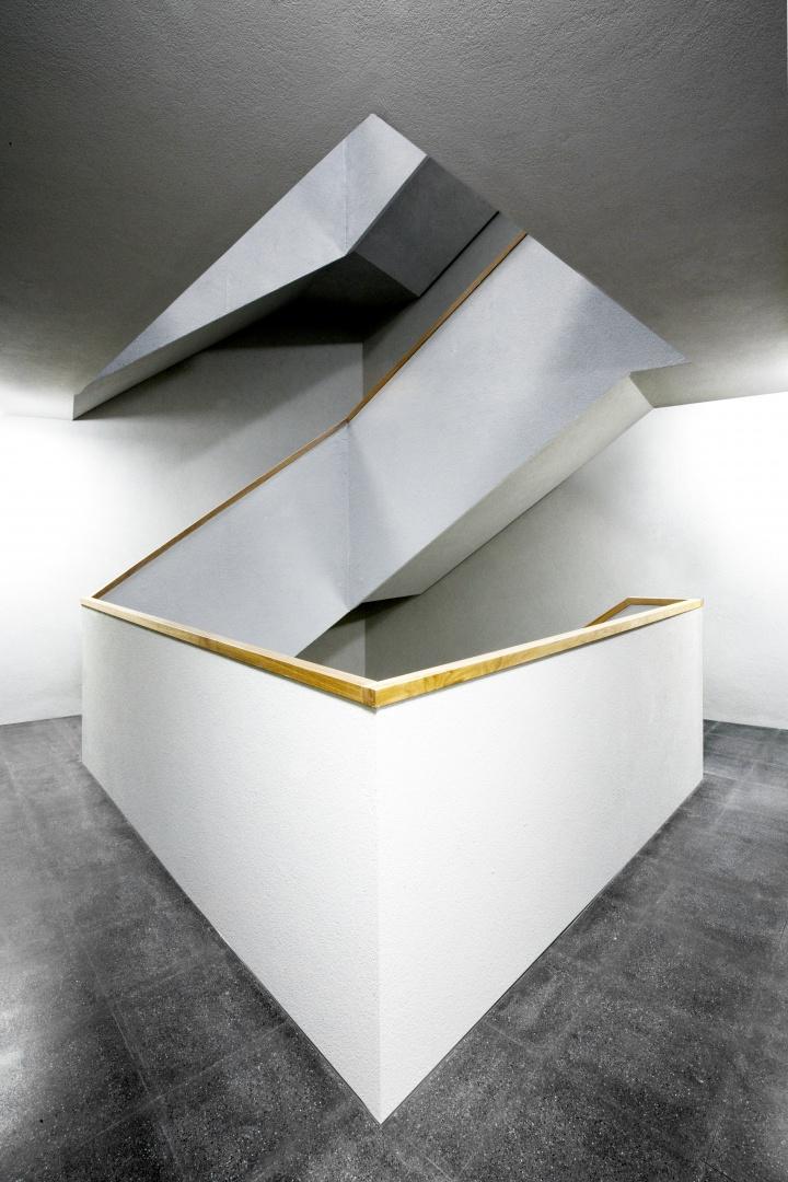 Ansicht 1 Treppe © Fruehauf, Henry & Viladoms SA
