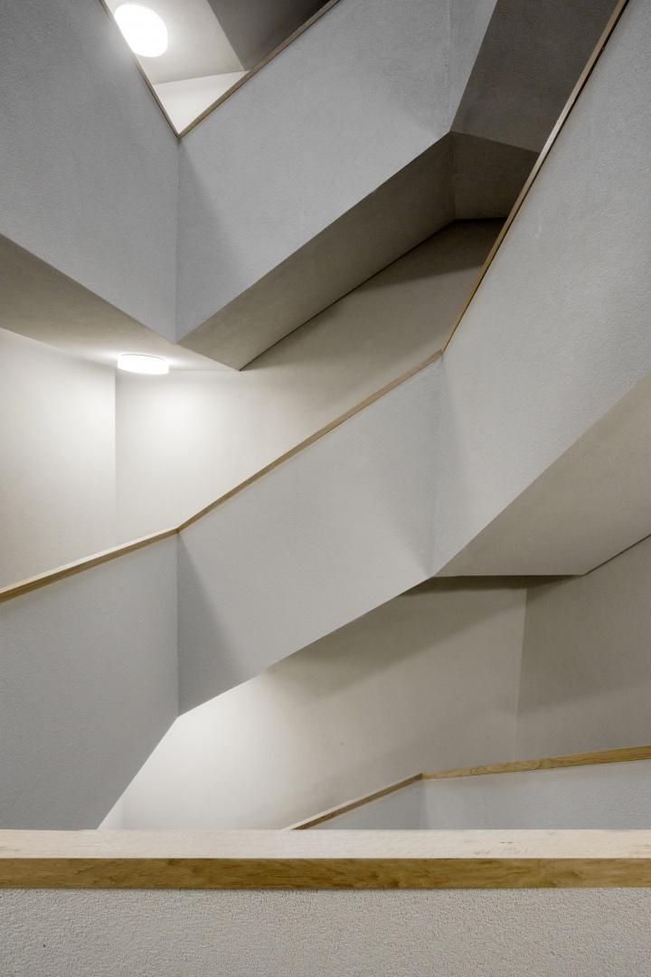 Ansicht 2 Treppe © Fruehauf, Henry & Viladoms SA