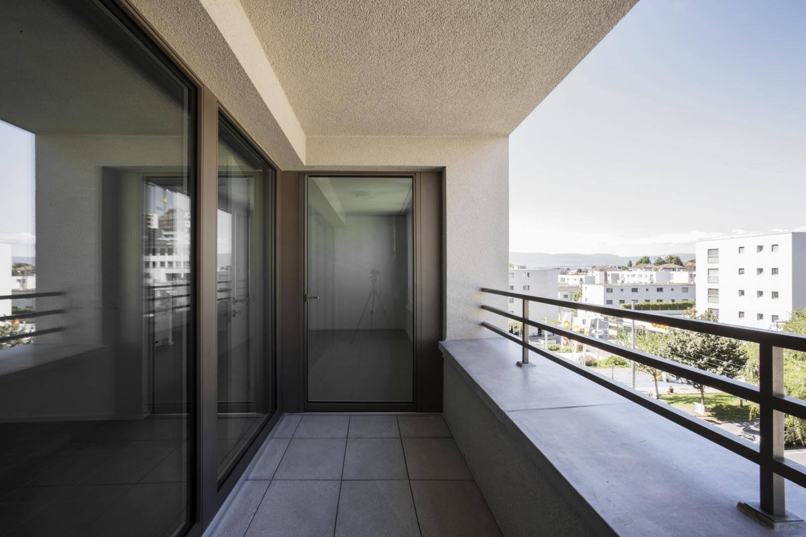 Loggia © Fruehauf, Henry & Viladoms SA