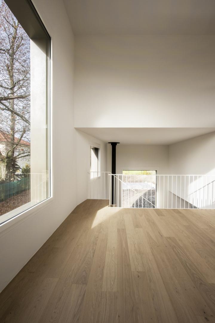 2. Obergeschoss © Fruehauf, Henry & Viladoms SA