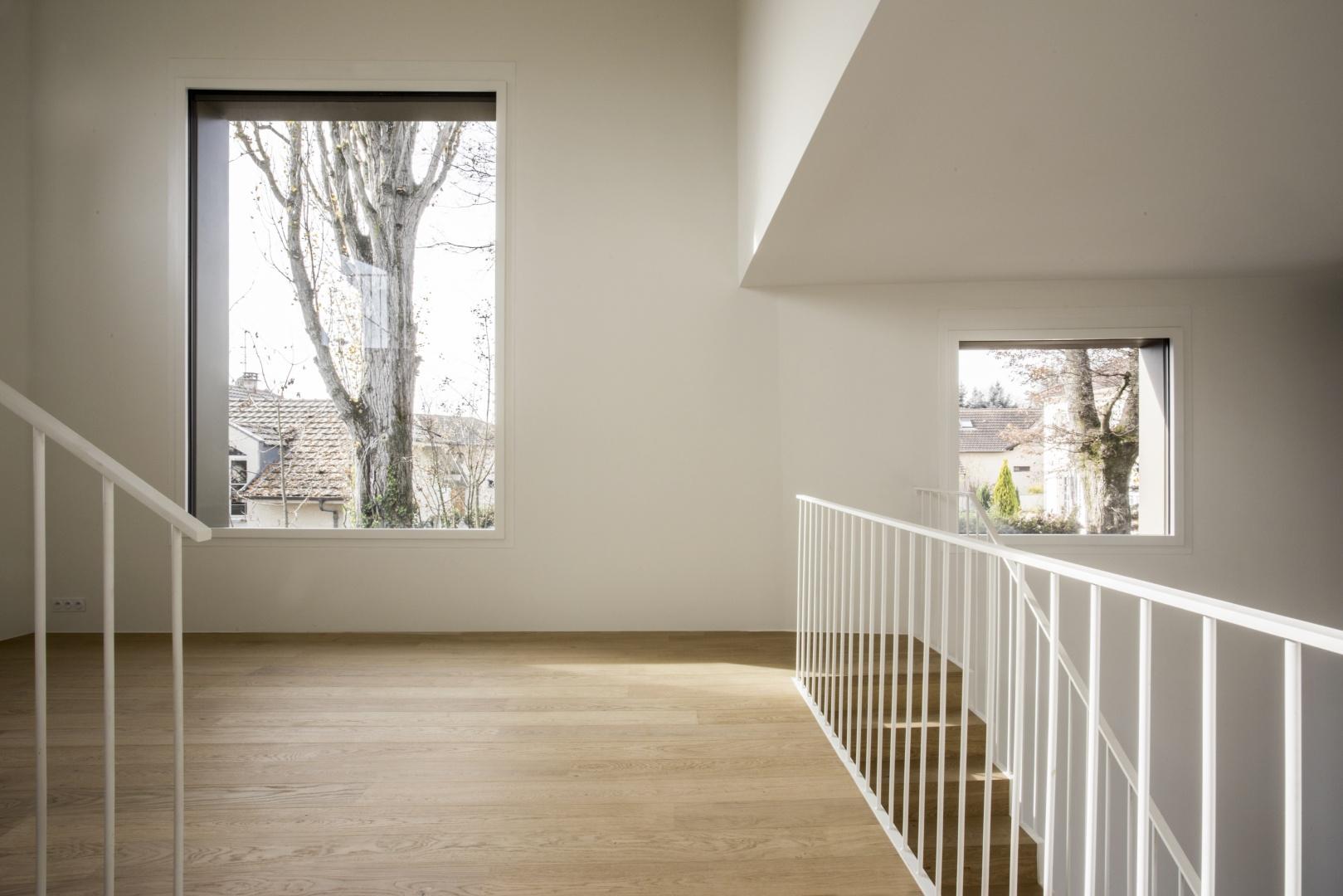 1. Obergeschoss © Fruehauf, Henry & Viladoms SA