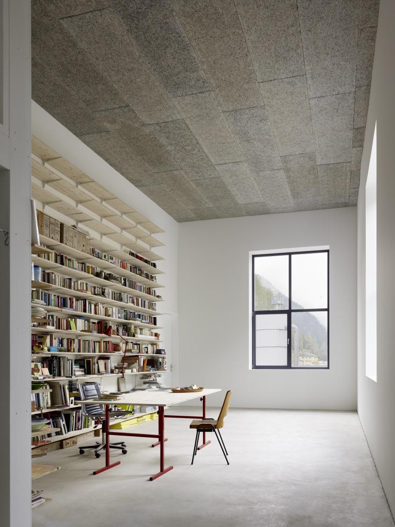 Atelier © Ralph Feiner, 7208 Malans CH