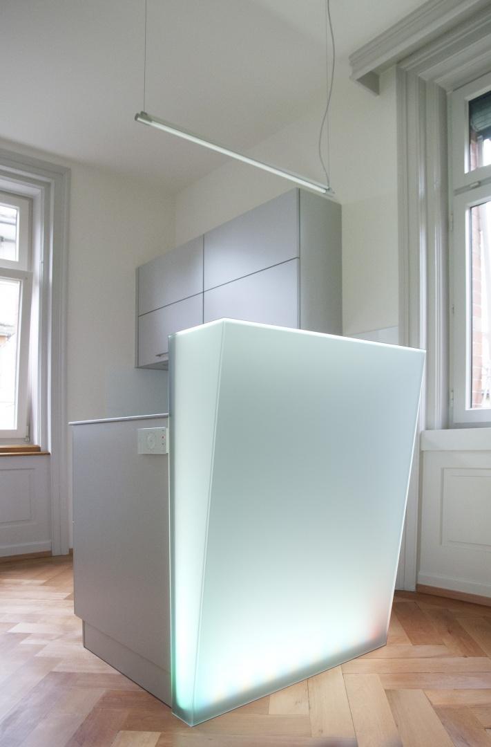 Esszimmer / Kochbar 2.OG / MG © eob.ch / Art Design Architektur
