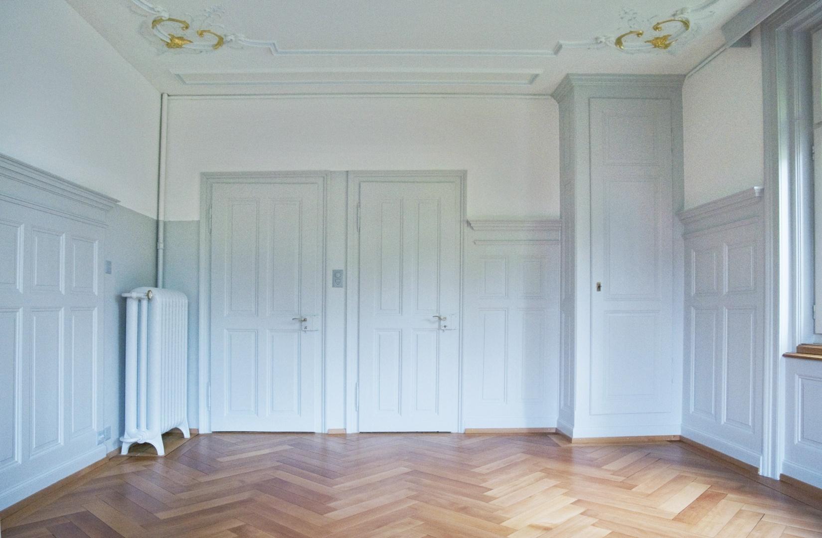 Wohnzimmer EG / OG © eob.ch / Art Design Architektur