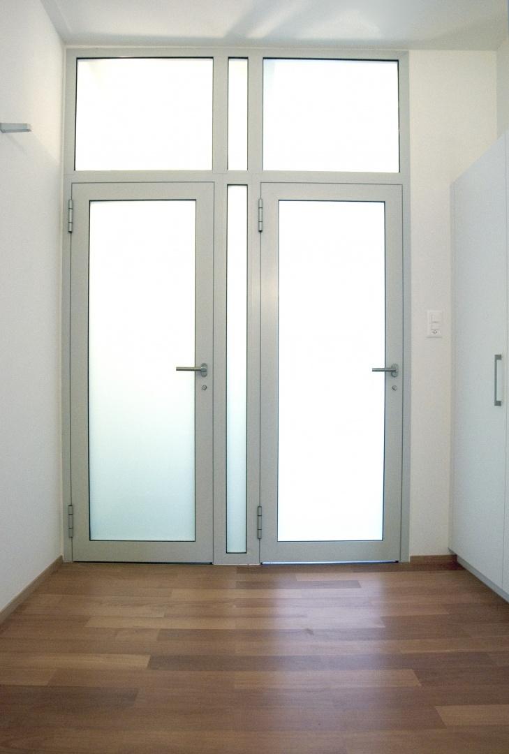 Foyer WC/Duschbad EG / OG © eob.ch / Art Design Architektur