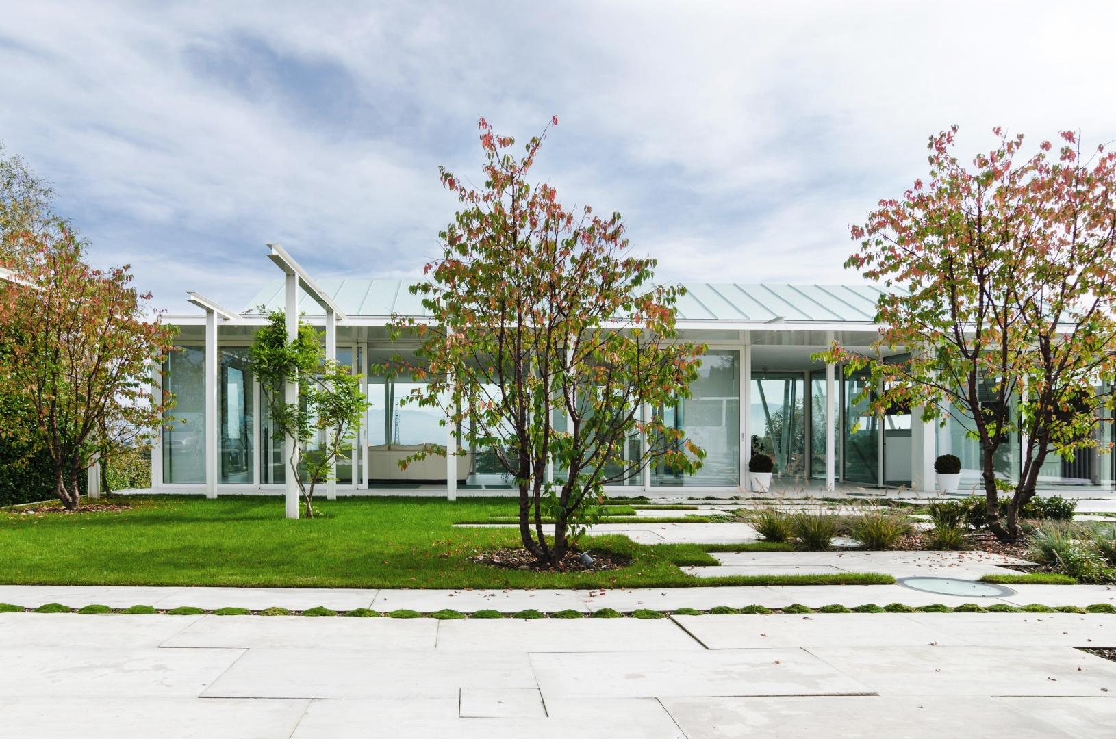 Maison Tazi-Riffi façade © NUGUES Samuel bureau Mangeat-Wahlen Architectes Associés Sarl
