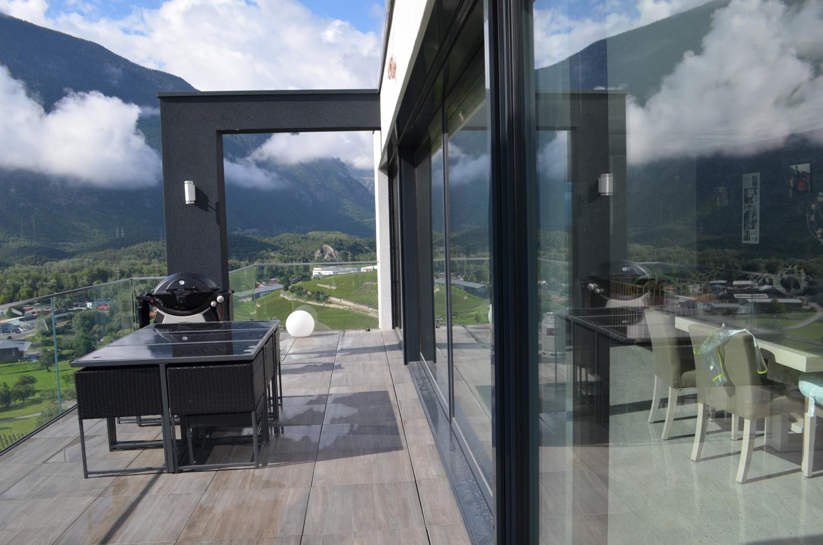Balkon Wohnen © Gervas Heinzmann