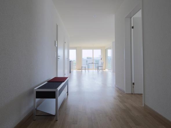Korridor © W. Thommen AG