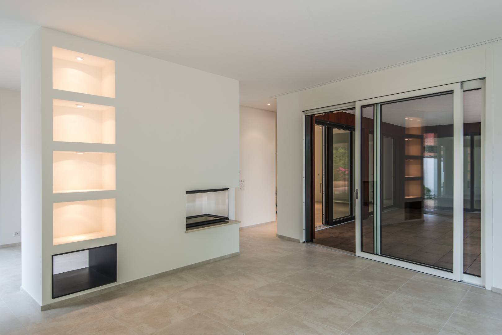 Salon © Ferrara Architekten AG