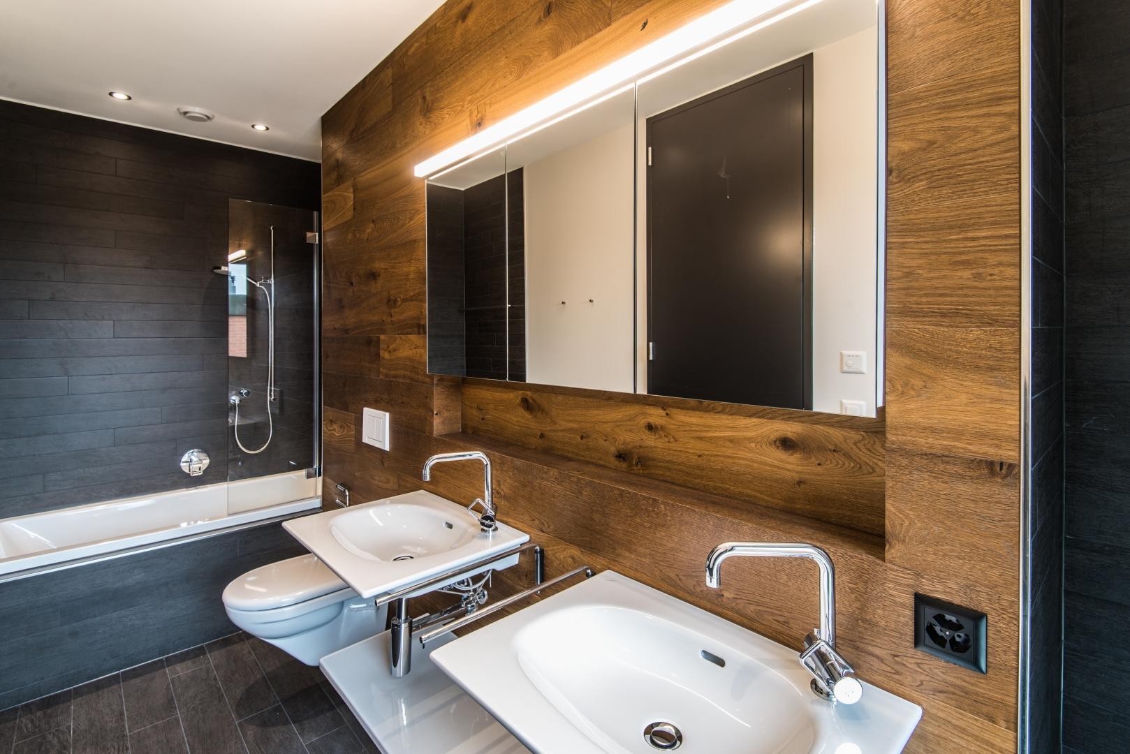 Salle de bains © Ferrara Architekten AG