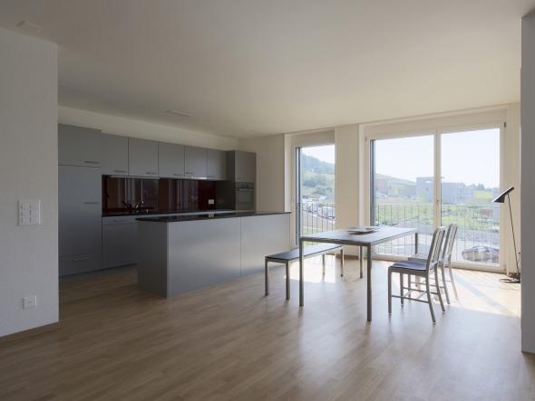 Küche © W. Thommen AG