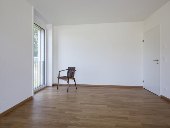 Schlafzimmer © W. Thommen AG