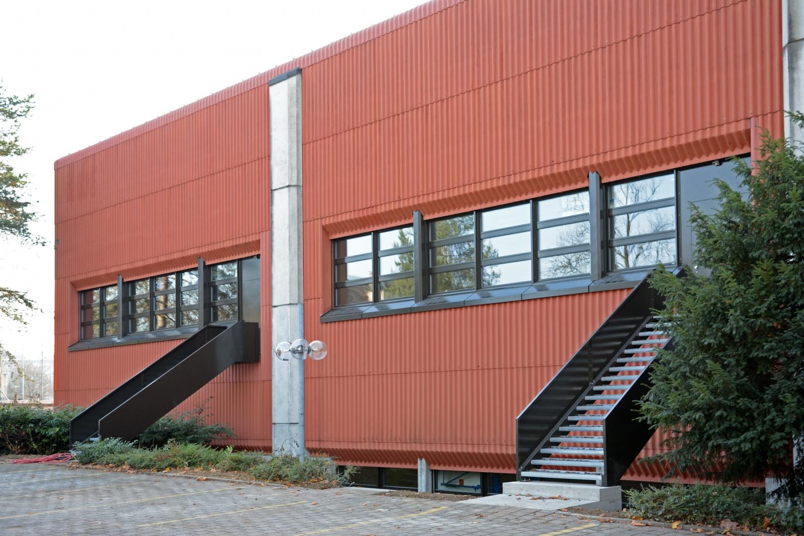 Aussenansicht © Hopf & Wirth Architekten, Winterthur
