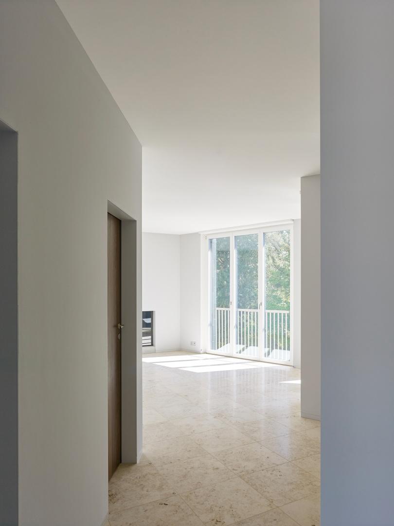 Inneres Wegthema © Roland Bernath, Fotografie Architektur, Zürich