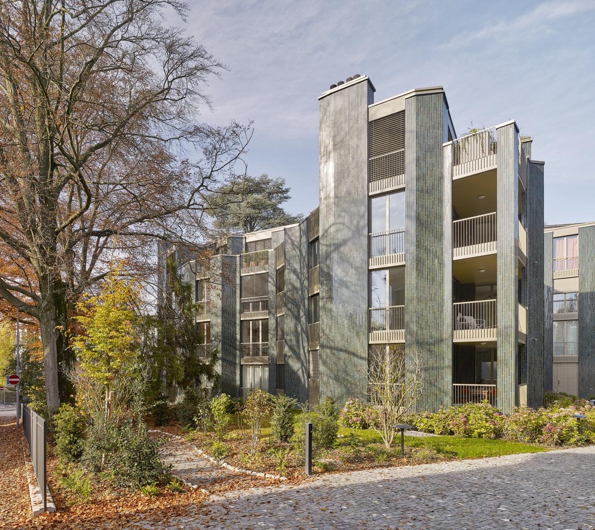 Wohnhaus  © Roland Bernath, Fotografie Architektur, Zürich