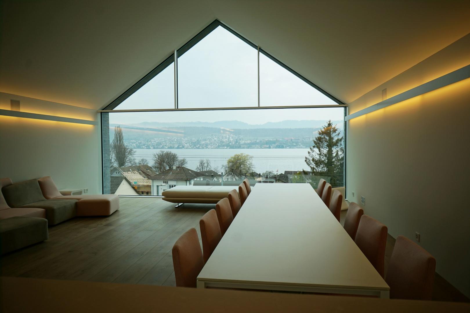 Wohnzimmer3 © Nori-SASAKI  Hagenholzstrasse 104a 8050 Zürich