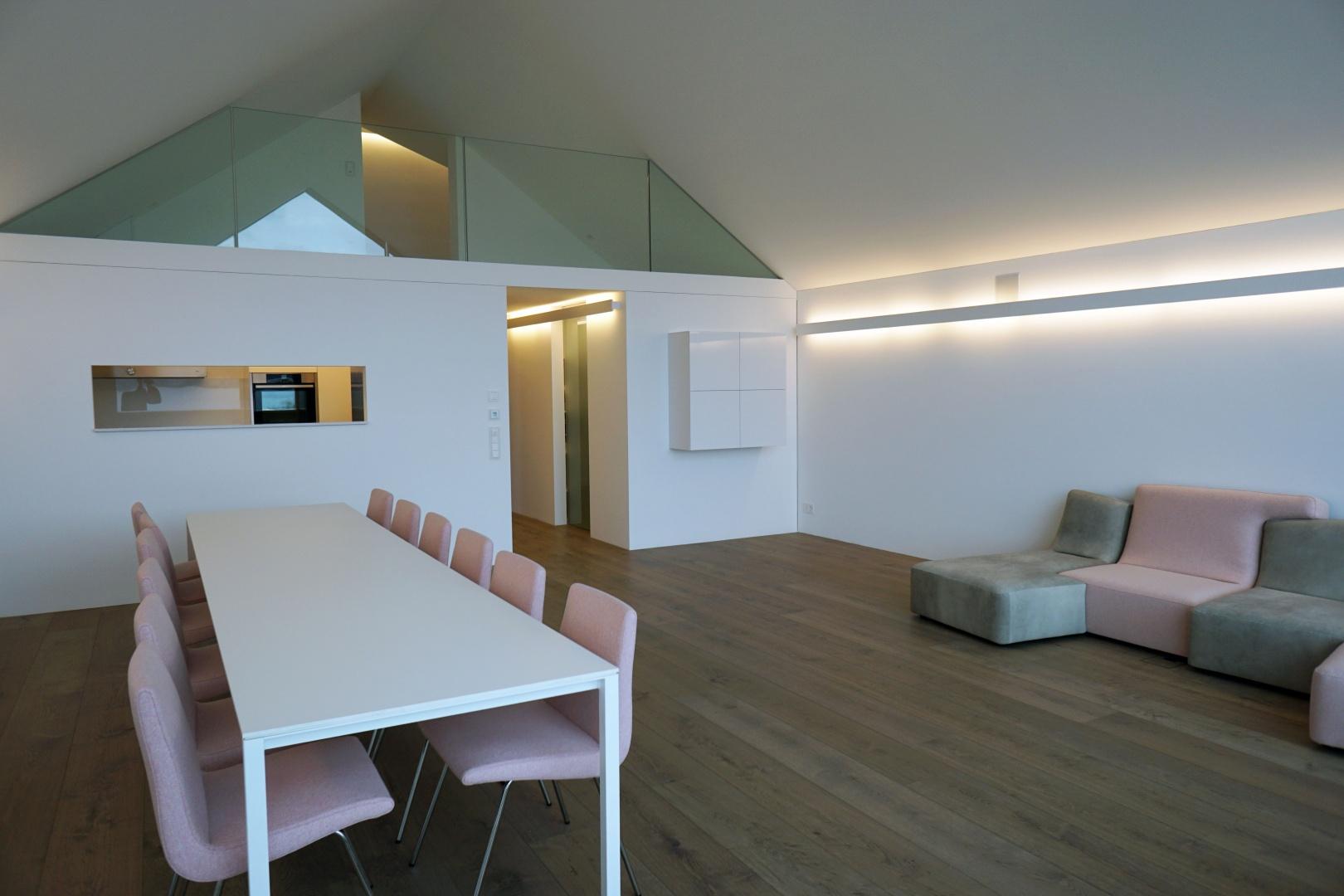 Wohnzimmer4 © Nori-SASAKI  Hagenholzstrasse 104a 8050 Zürich