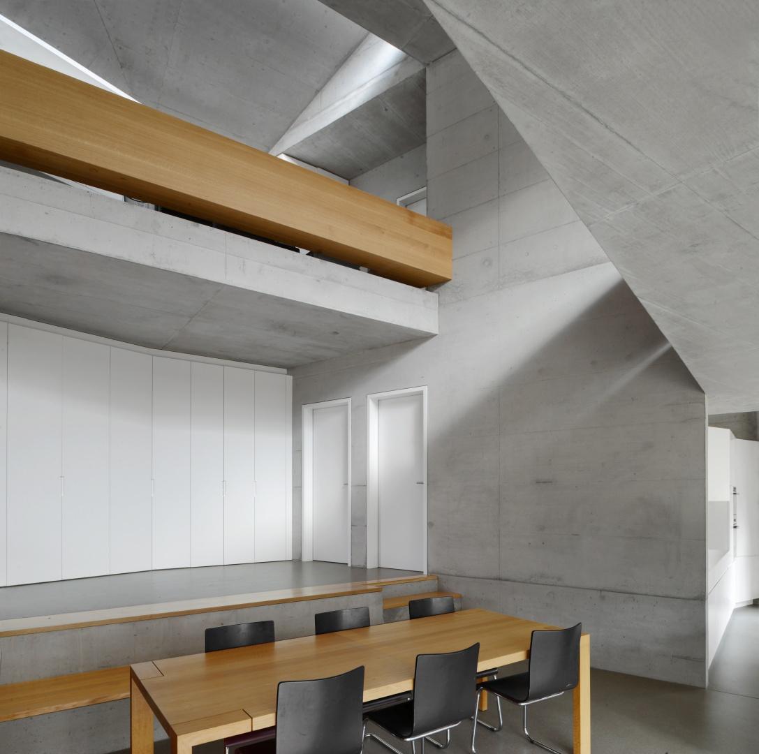 Doppelraum_Essen © Daluz Gonzalez Architekten