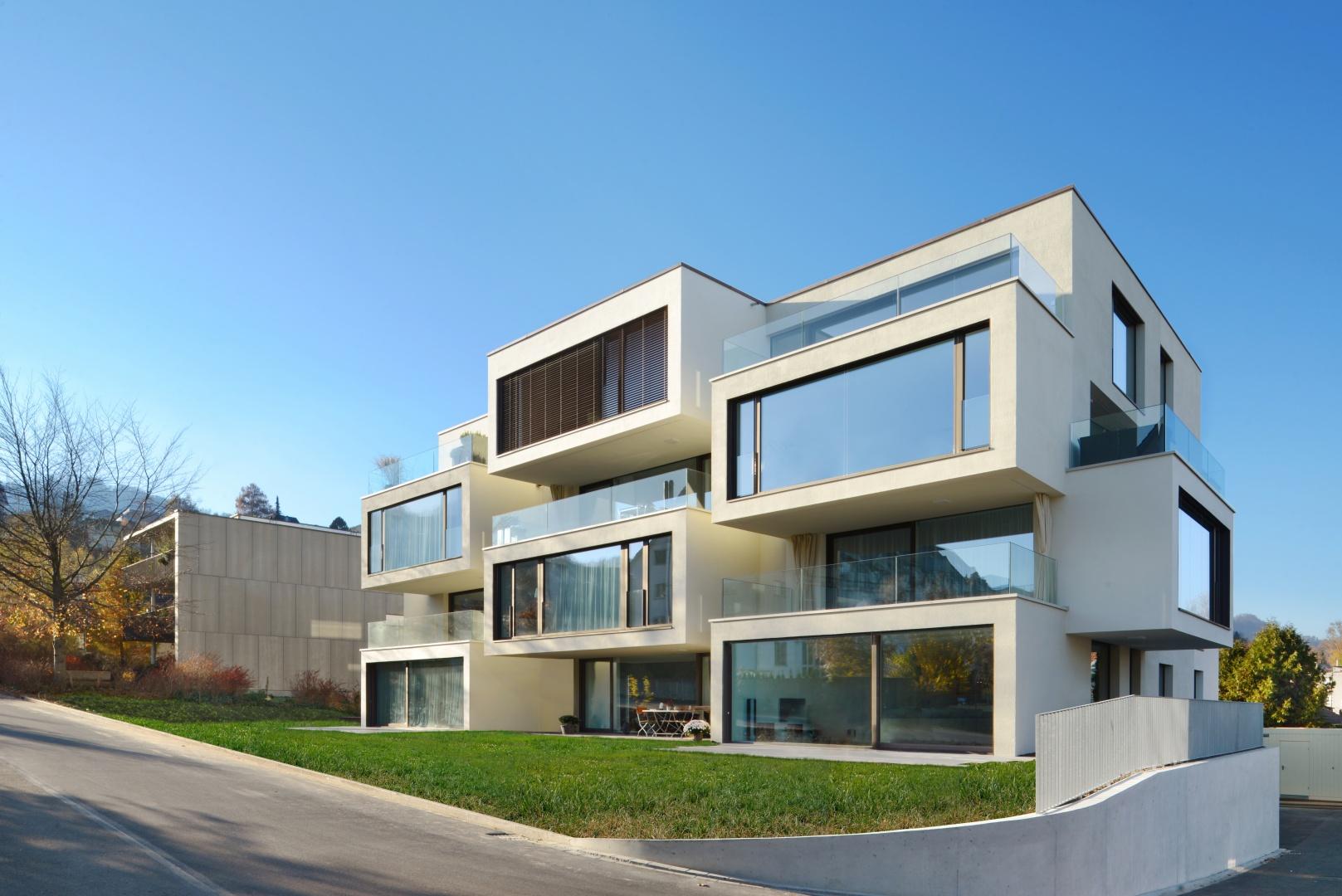 FASSADE SÜD_1 © Daluz Gonzalez Architekten
