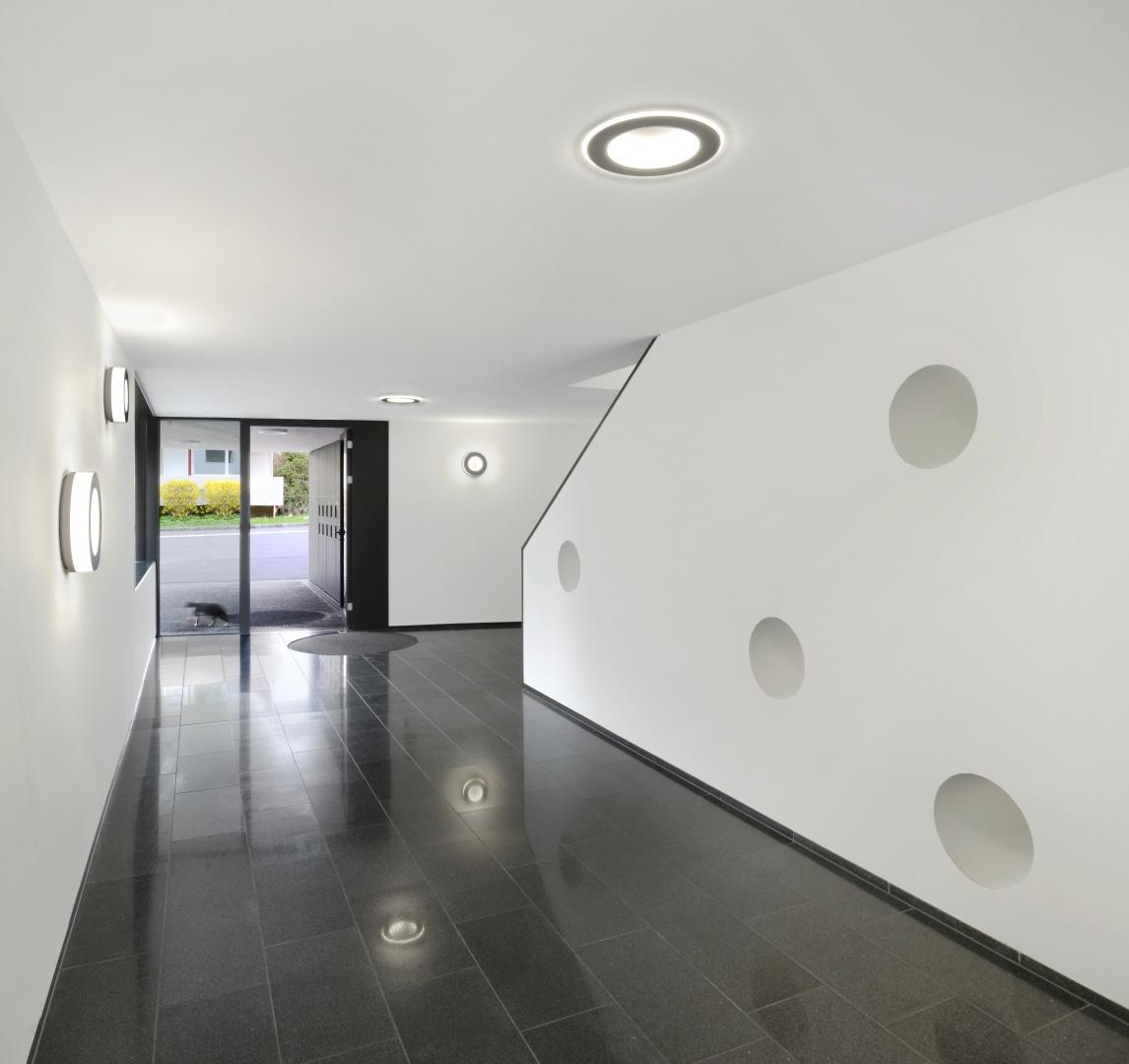 HAUPTEINGANG © Daluz Gonzalez Architekten