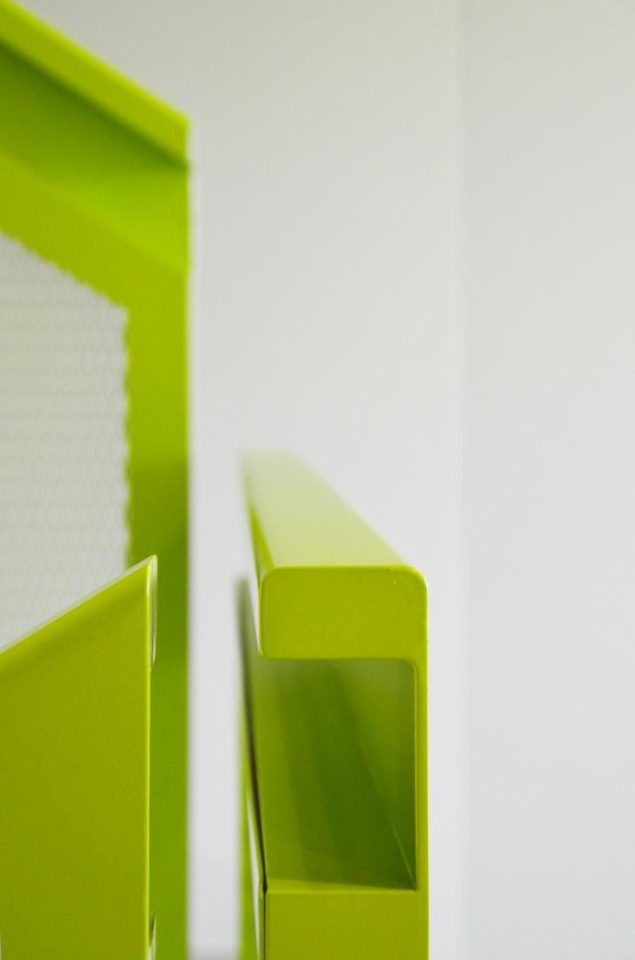 Detail Treppengeländer © gzp architekten, Zentralstrasse 10, Luzern