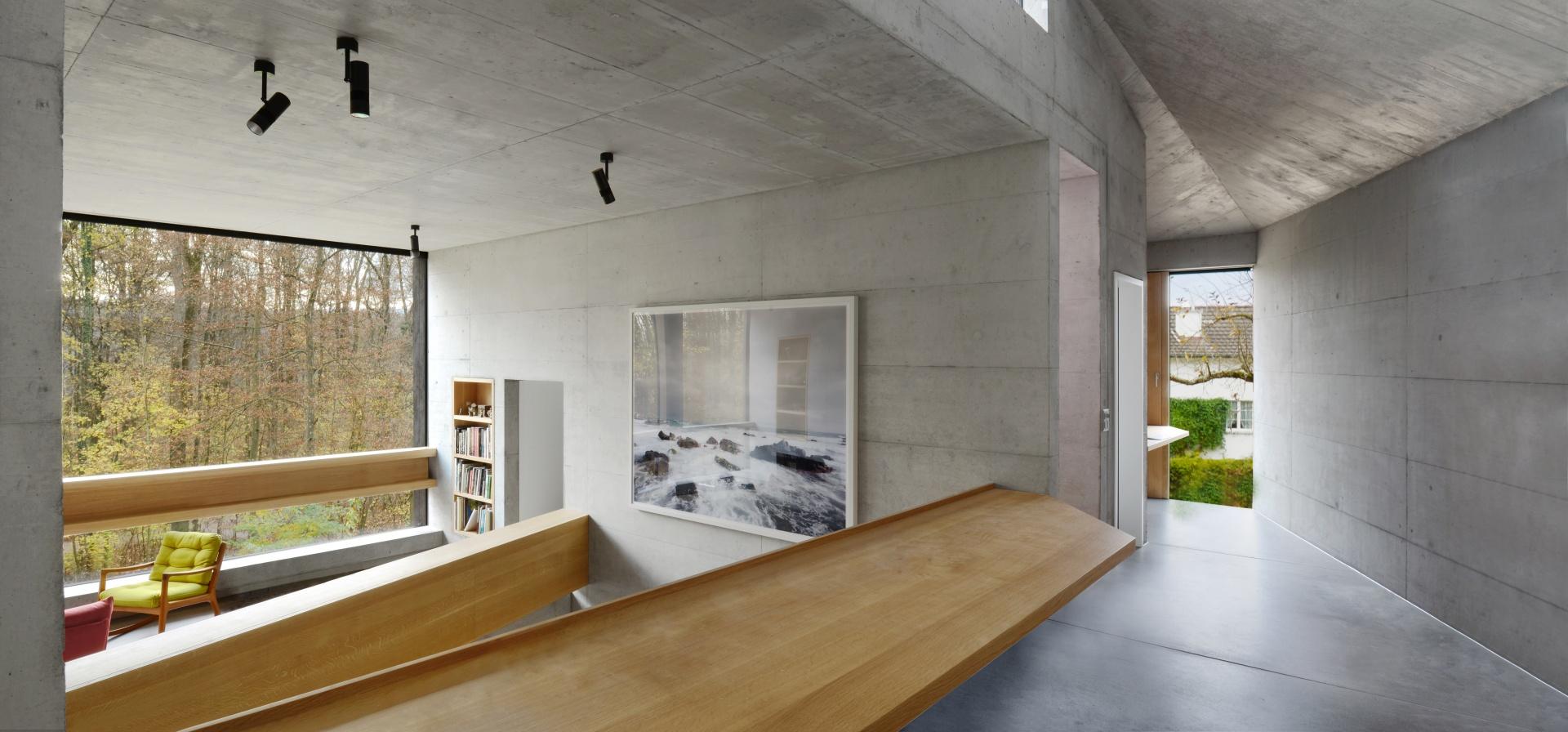Büro_Wohnen © Daluz Gonzalez Architekten