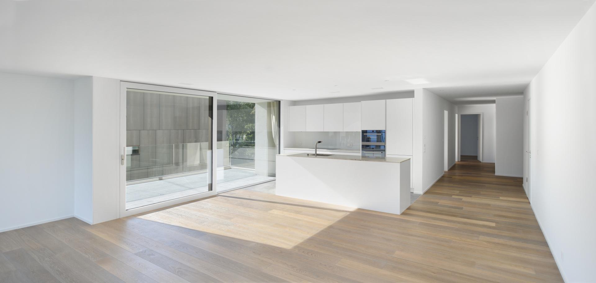 KÜCHE_ESSEN WHG.6 © Daluz Gonzalez Architekten