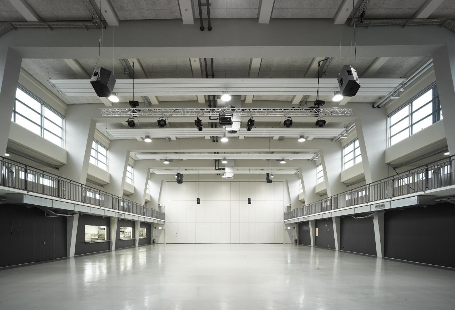Markthalle, Halle unterteiltteilt © Manuel Stettler, Fotograf, Burgdorf