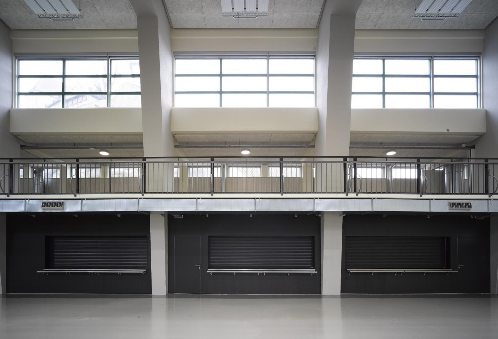 Markthalle, Halle © Manuel Stettler, Fotograf, Burgdorf
