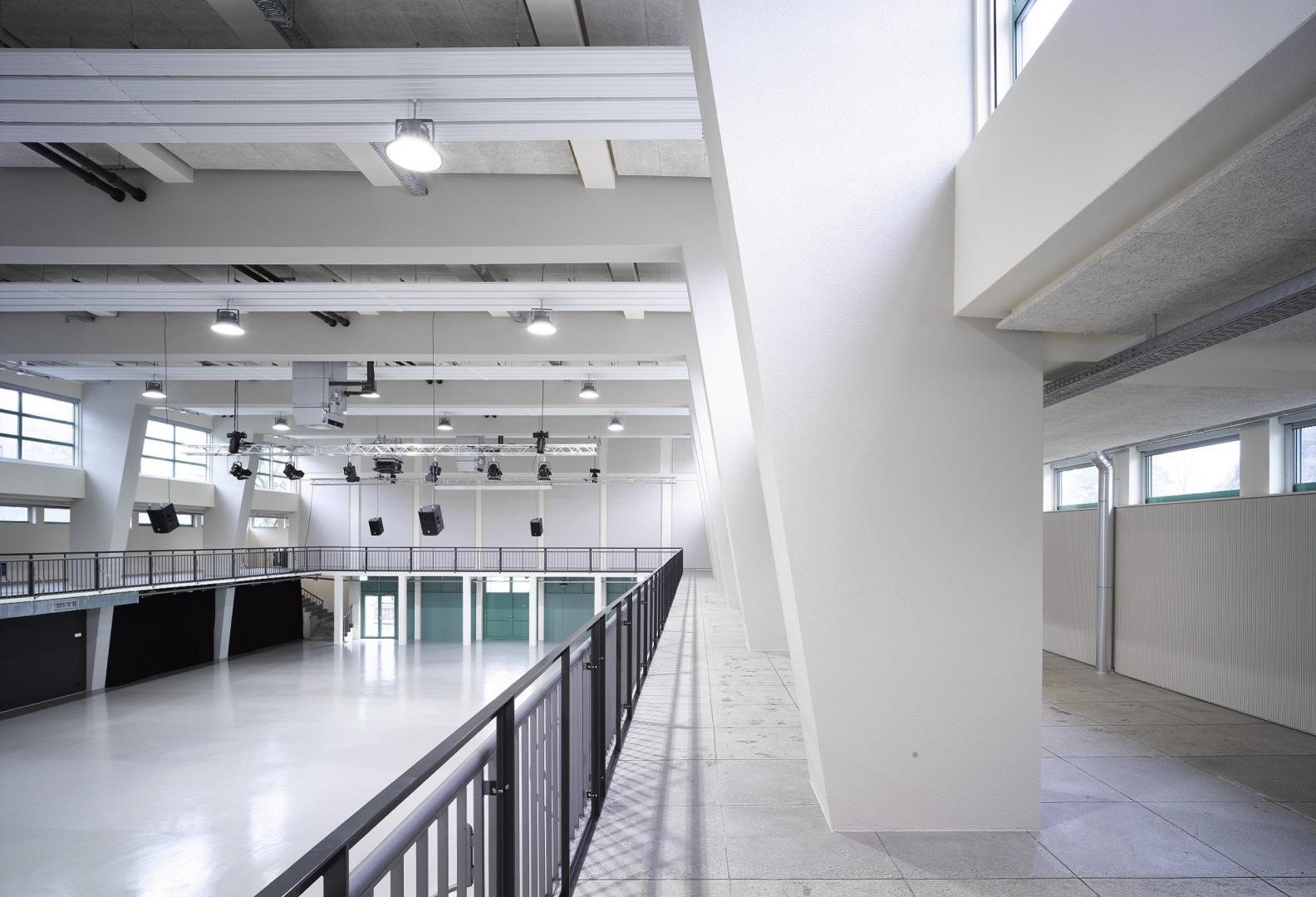 Markthalle, Halle und Galerie © Manuel Stettler, Fotograf, Burgdorf