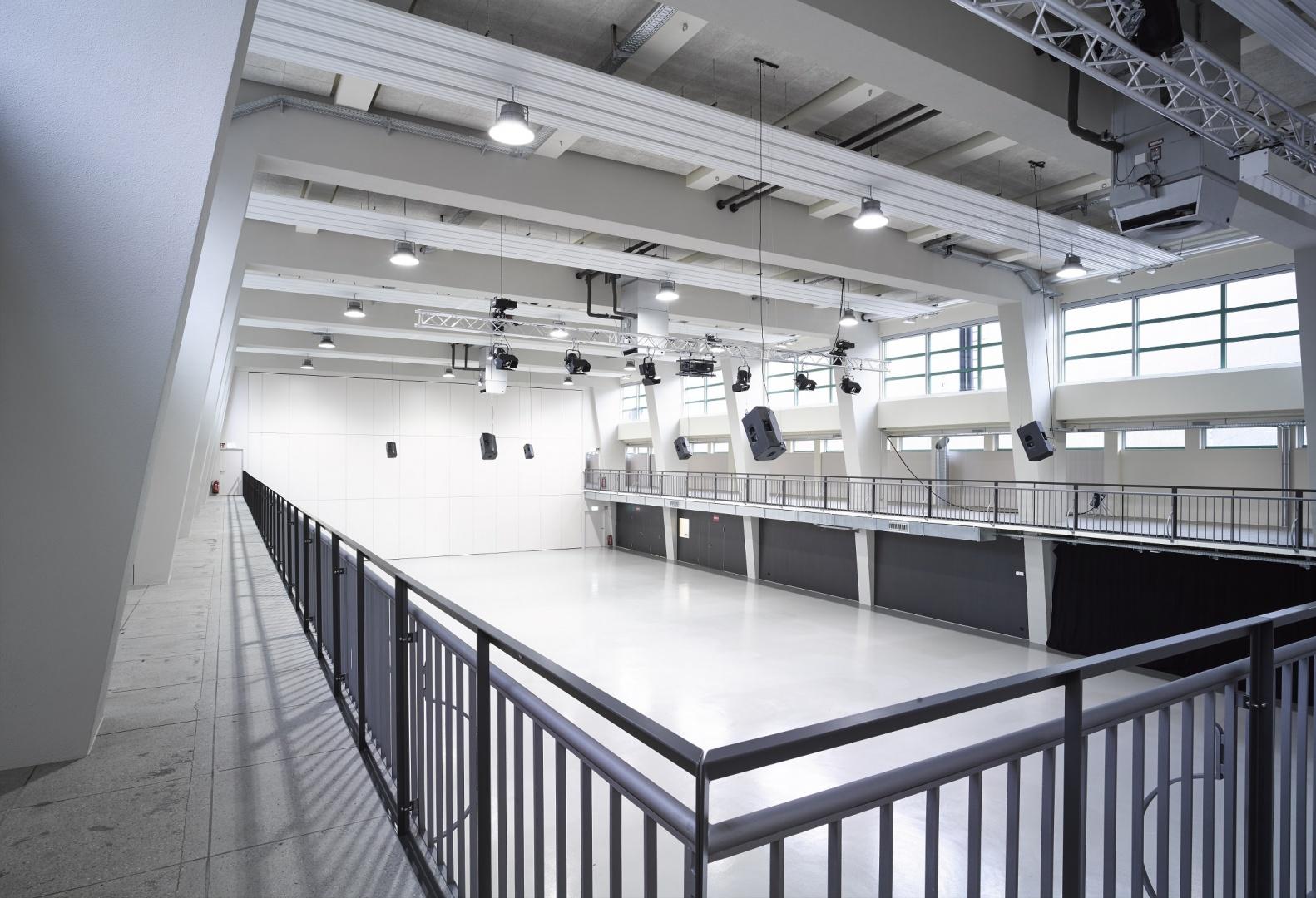 Markthalle, Galerie und Halle unterteilt © Manuel Stettler, Fotograf, Burgdorf