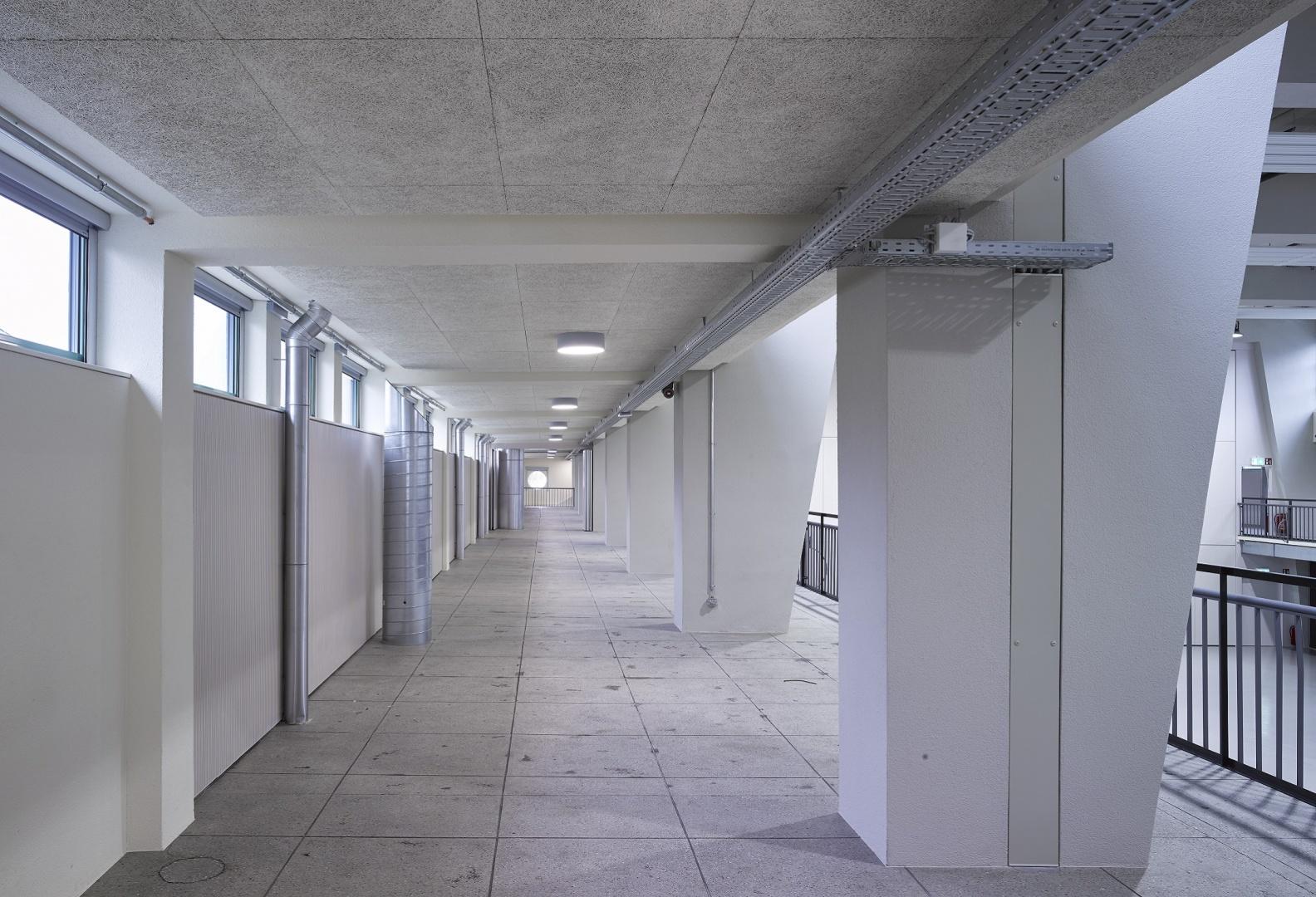 Halle, Galerie © Manuel Stettler, Fotograf, Burgdorf