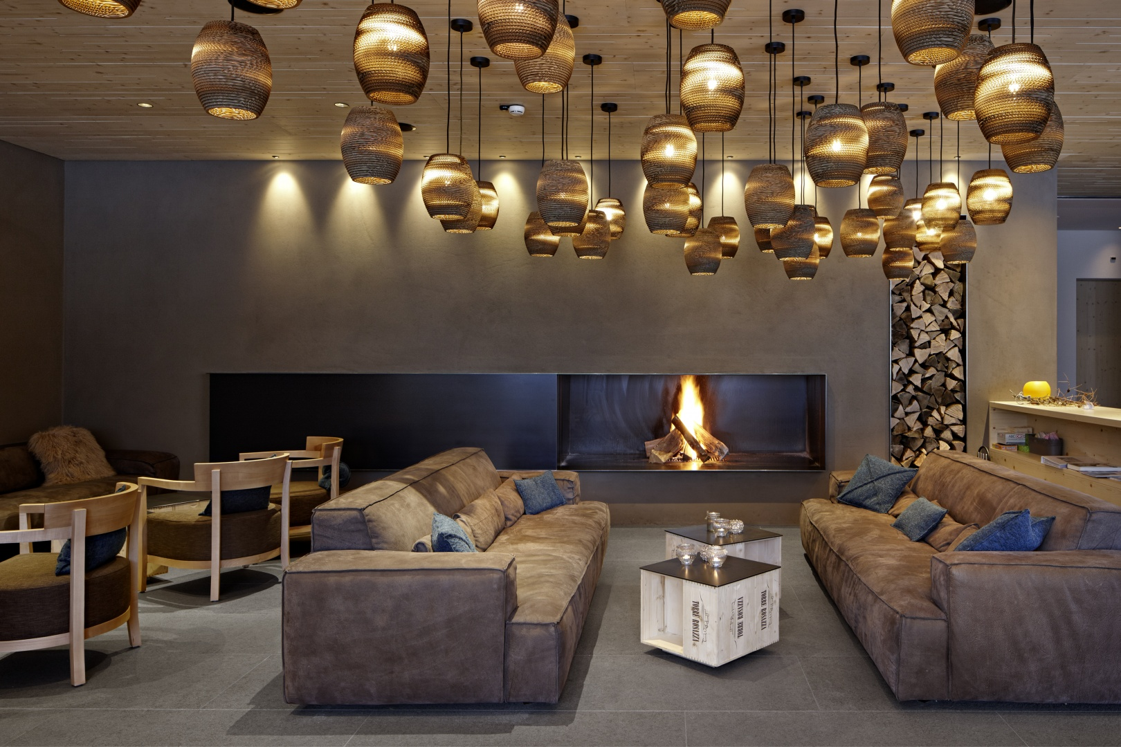 Lounge © Ralph Feiner