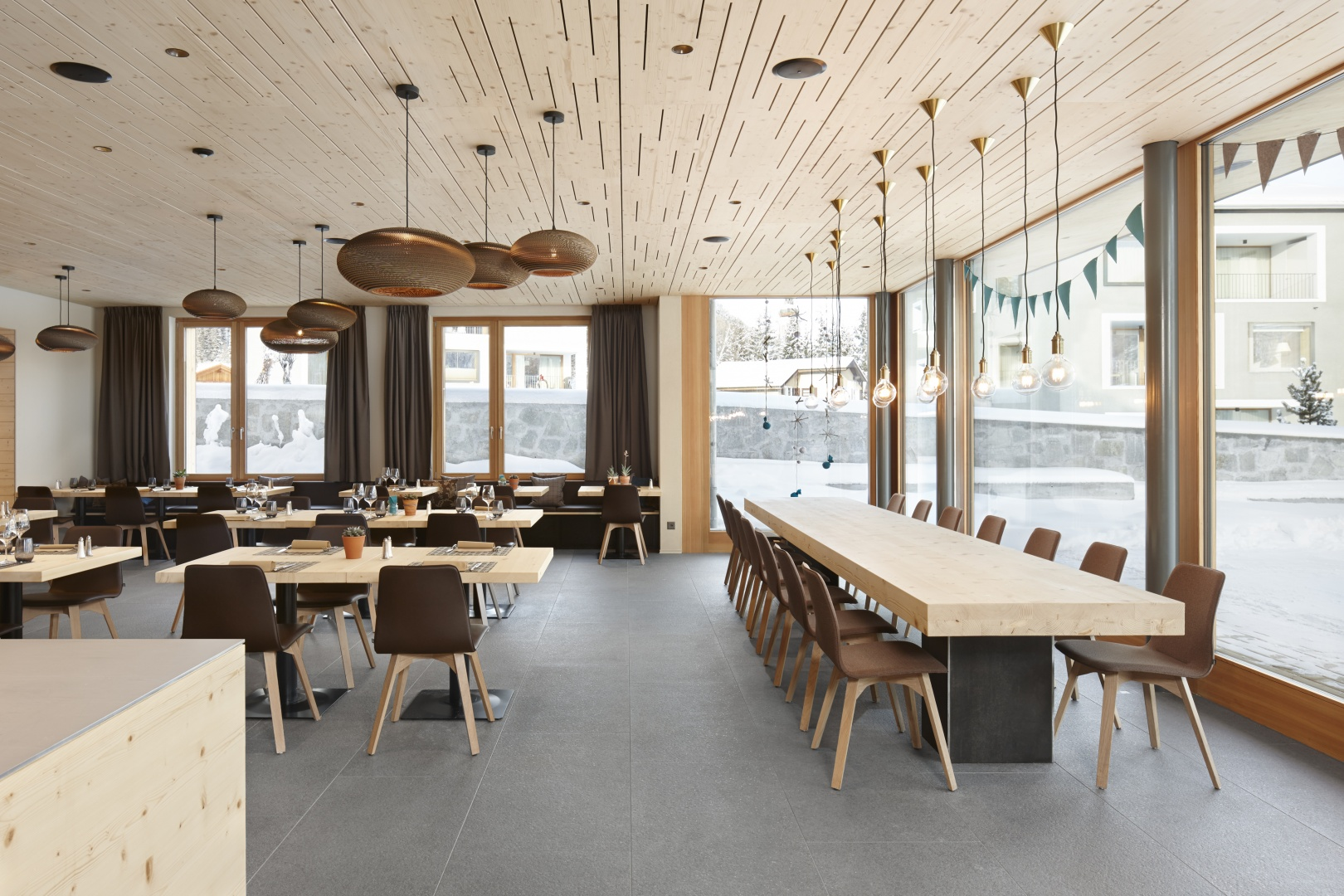 Restaurant © Ralph Feiner