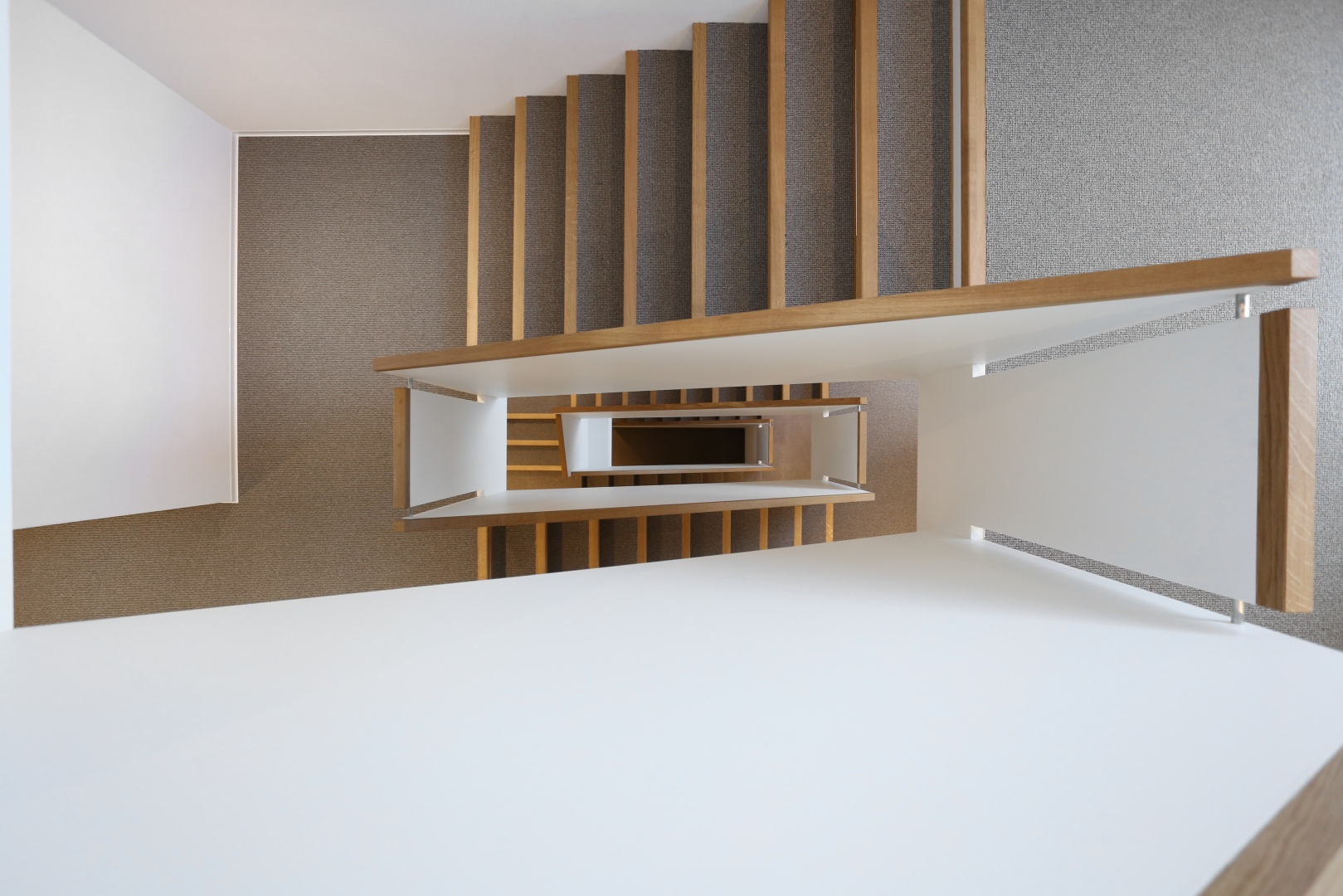 Treppenhaus © Yvonne Bollhalder