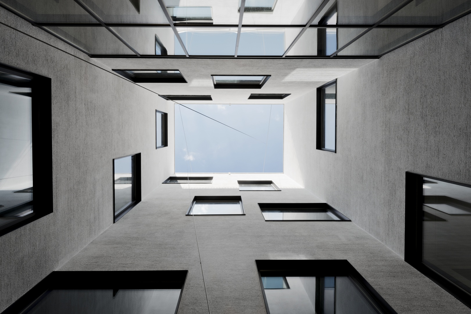 Innenhof  © Marc Straumann