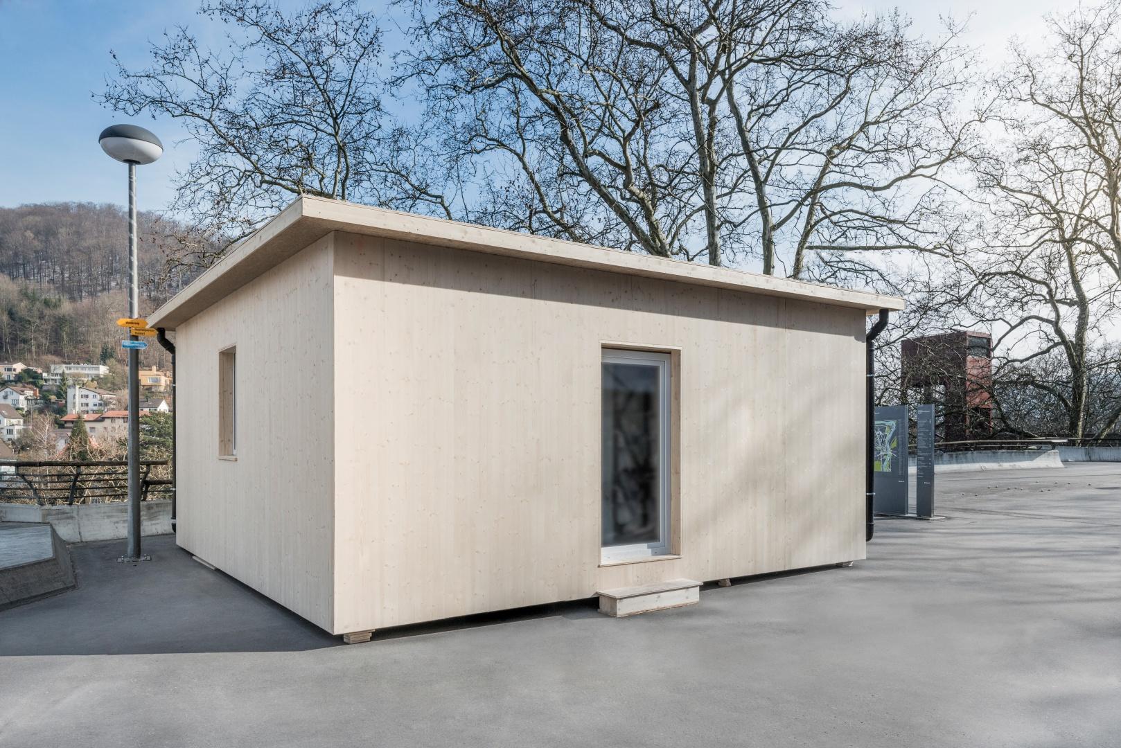 AUSSEN © 3C Architektur GmbH, Wiesenstrasse 30a, 5400 Baden