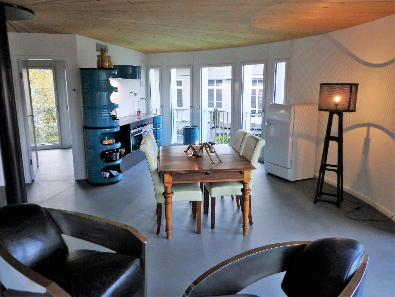 Küche 1. Obergeschoss © Fred Wittwer
