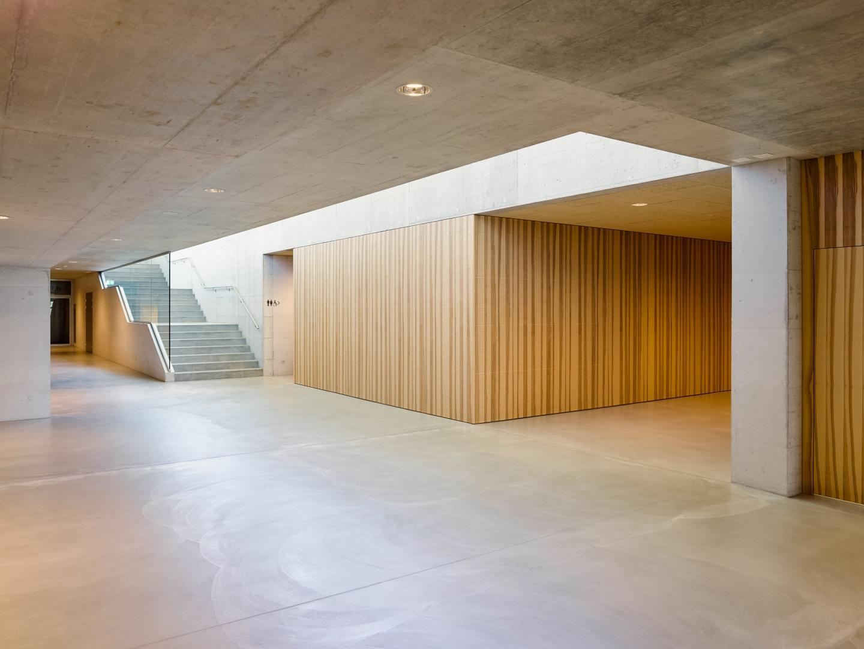 Eingangsbereich © Michael Haug