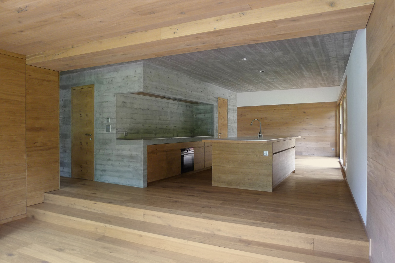transformation et agrandissement d 39 une grange documentation suisse du batiment. Black Bedroom Furniture Sets. Home Design Ideas