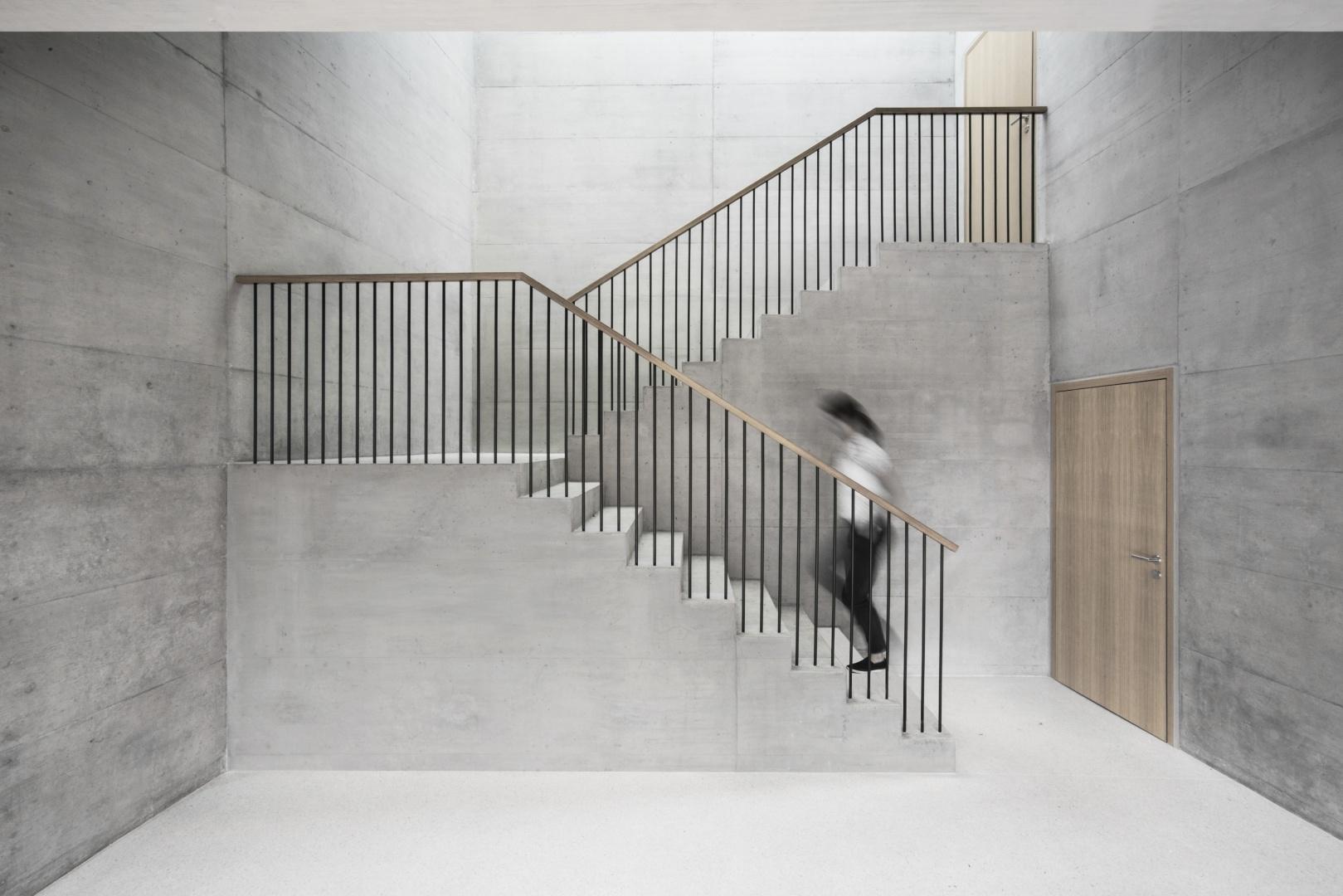 Ansicht 1 Treppe  © Fruehauf, Henry & Viladoms