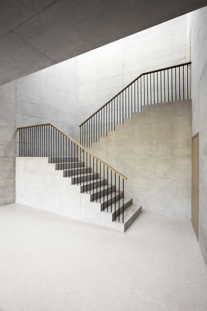 Ansicht 2 Treppe © Fruehauf, Henry & Viladoms