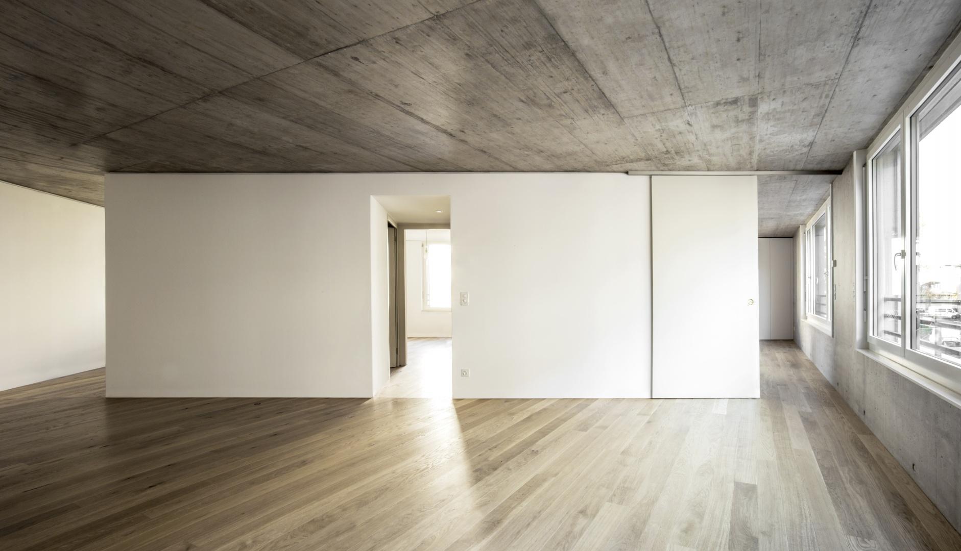 Ansicht Wohnzimmer © Fruehauf, Henry & Viladoms SA