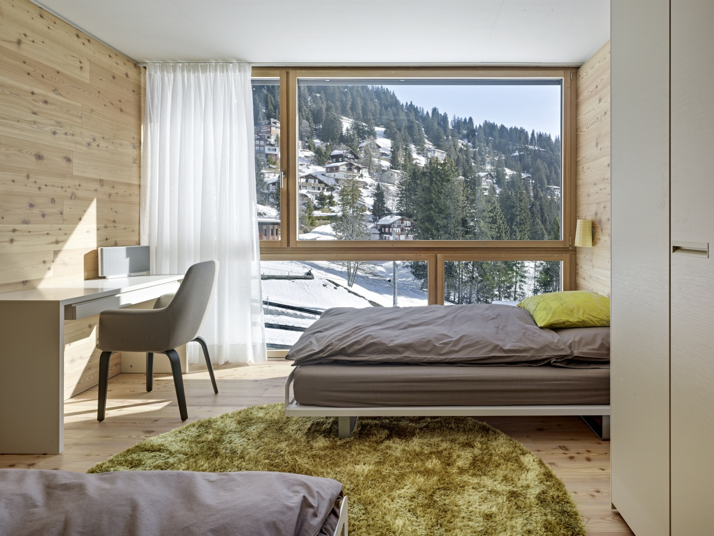 Zimmer Ost © Bild: Roger Frei, Zürich