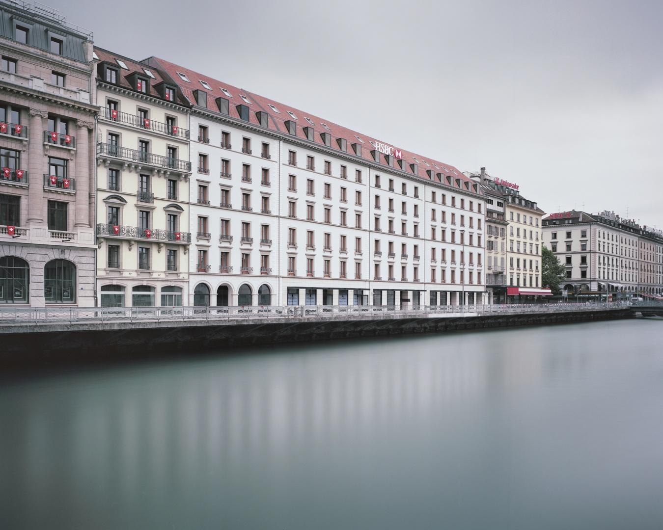 Hauptansicht © Vincent Jendly, Lausanne