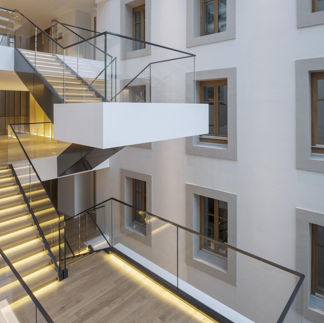 Treppe © John MacLean, London